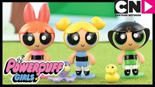 Powerpuff Girls Toys  | Townsville Action Doll Figurines | Powerpuff Girls Unboxing | Ad Feature
