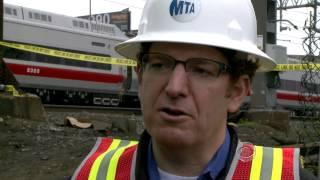 Train collision will cause major headache for commuters