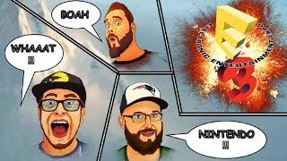 E3 Review | Sieger und Verlierer | Meinung | Must Have | Rückblick | 3 Nasen Podcast | deutsch