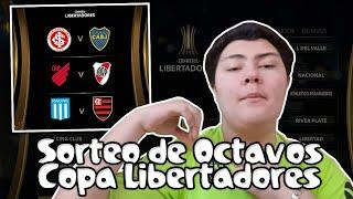 Reacciones De Un Hincha De Boca | Sorteo Conmebol Libertadores 2020