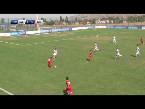 KAZAKHSTAN PRESIDENT CUP-2017. ALBANIA (U17) - TAJIKISTAN (U17)