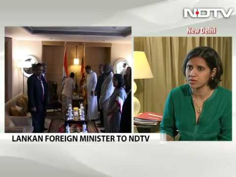 China can't object to nuclear agreement with India, Sri Lankan foreign minister tells NDTV
