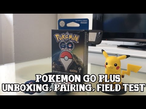 Pokemon Go Plus: an unboxing, pairing with iPhone and field test video surfaced