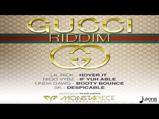 Lil Rick - Hover It (Gucci Riddim)