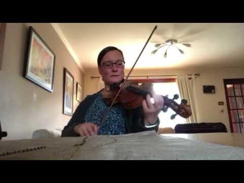 The Ramnee Ceilidh by Gordon Duncan. Played by Fiona Cuthill, Glasgow Folk Music Wirkshop.