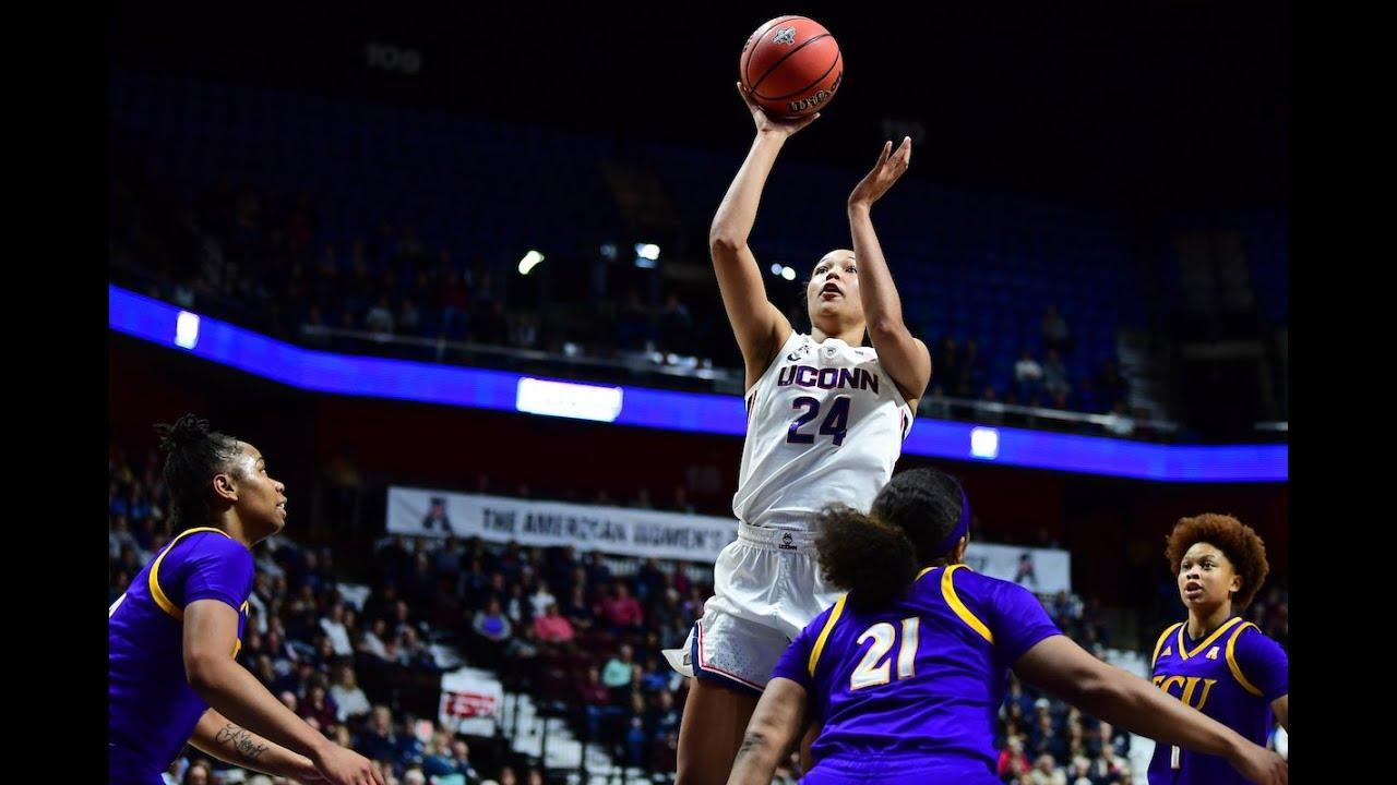 80a69f99b34 2019 Women s Basketball Championship Highlights -  1 UConn 92