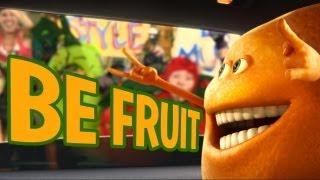 Oasis Be Fruit - pub TV