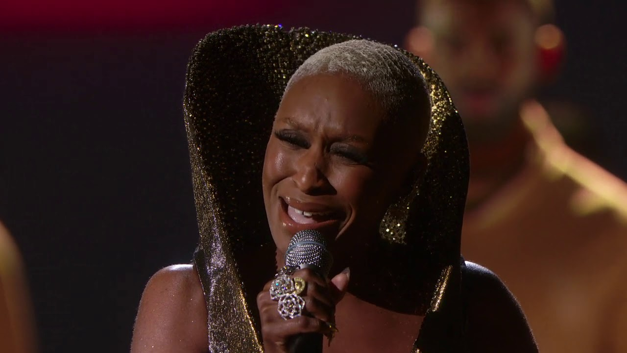 """Download Cynthia Erivo - """"Stand Up"""" - Oscars 2020 Performance"""