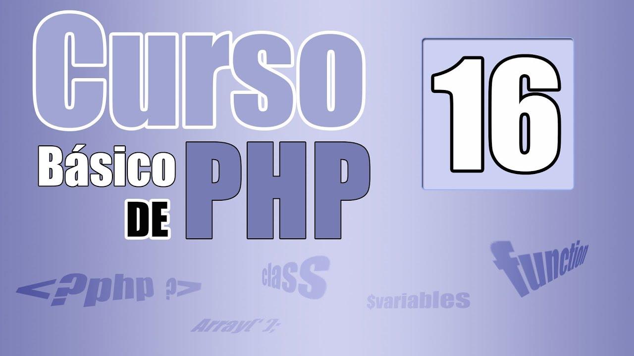 Curso PHP Básico #16: var dump
