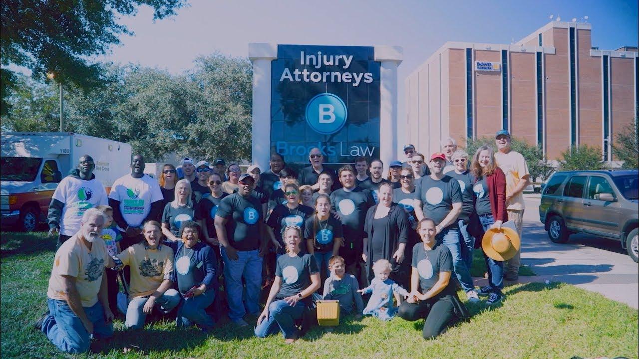 Brooks Law Group Turkey Giveaway 2018