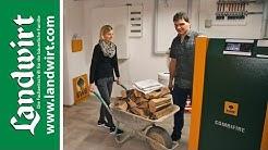 KWB Combifire Stückholz Pellets Kombikessel | landwirt.com