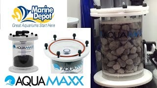 Red Sea Reefer 250 | AquaMaxx XS Carbon/GFO Reactor | Hard Plumbing HOW TO | Manifold