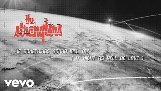 The Stranglers - If Something's Gonna Kill Me (It Might As Well Be Love) (Official Video)