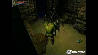 Dungeon Lords PC Games Gameplay - Sewers and Slime