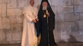 Il Patriarca Ecumenico Bartolomeo I ad Arezzo, ospite di Rondine e della Diocesi
