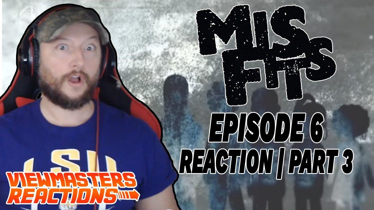 Download MISFITS SEASON 1 EPISODE 6 PART THREE FINALE!!!