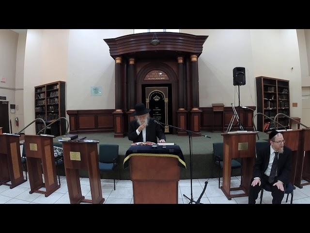 R' Shimon Galai at YTCTE
