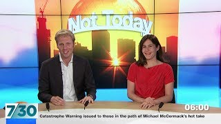 Not Today - the television program which tackles the big questions, but not today | 7.30