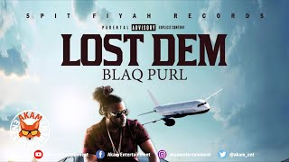 Blaq Purl - Lost Dem [Audio Visualizer]