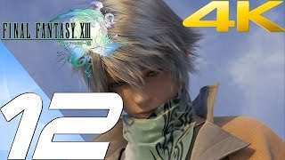Final Fantasy XIII - Walkthrough Part 12 - Aster Protoflorian Boss [4K 60FPS]