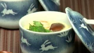 How to Make Chawanmushi (Steamed Egg Custard Recipe) 茶碗蒸し 作り方レシピ