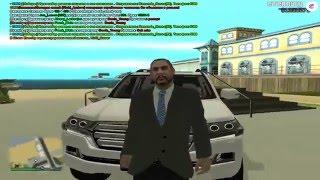 Мод авто Land Cruiser V8 Samp 0.3.7 [Eternity life rp]