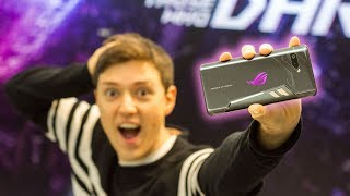El smartphone gamer que lo cambia TODO | ROG Phone