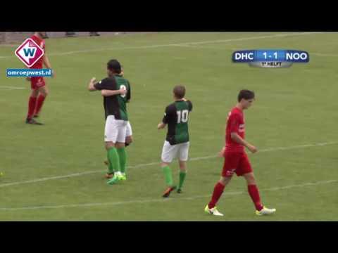 Samenvatting bekerfinale Noordwijk - DHC