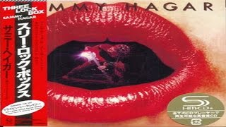 Sammy Hagar - Three Lock Box [Full Album] (Remastered)