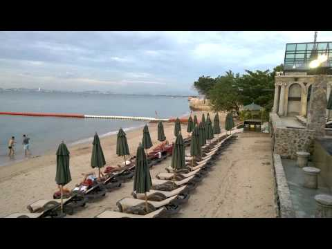 LIVE FROM PATTAYA – Hotel Tour (In Focus this time!)