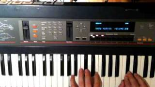 Ensoniq EPS demo - David Hentschel - Snow Voices, SynOrchestra, Don Hit