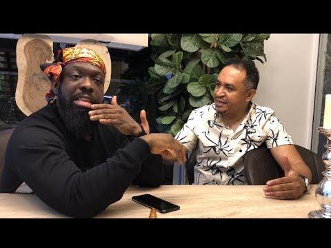 TIMAYA, Raw & Unfiltered, speaks on Empress Njamah, relationships, fatherhood, & we tour his mansion