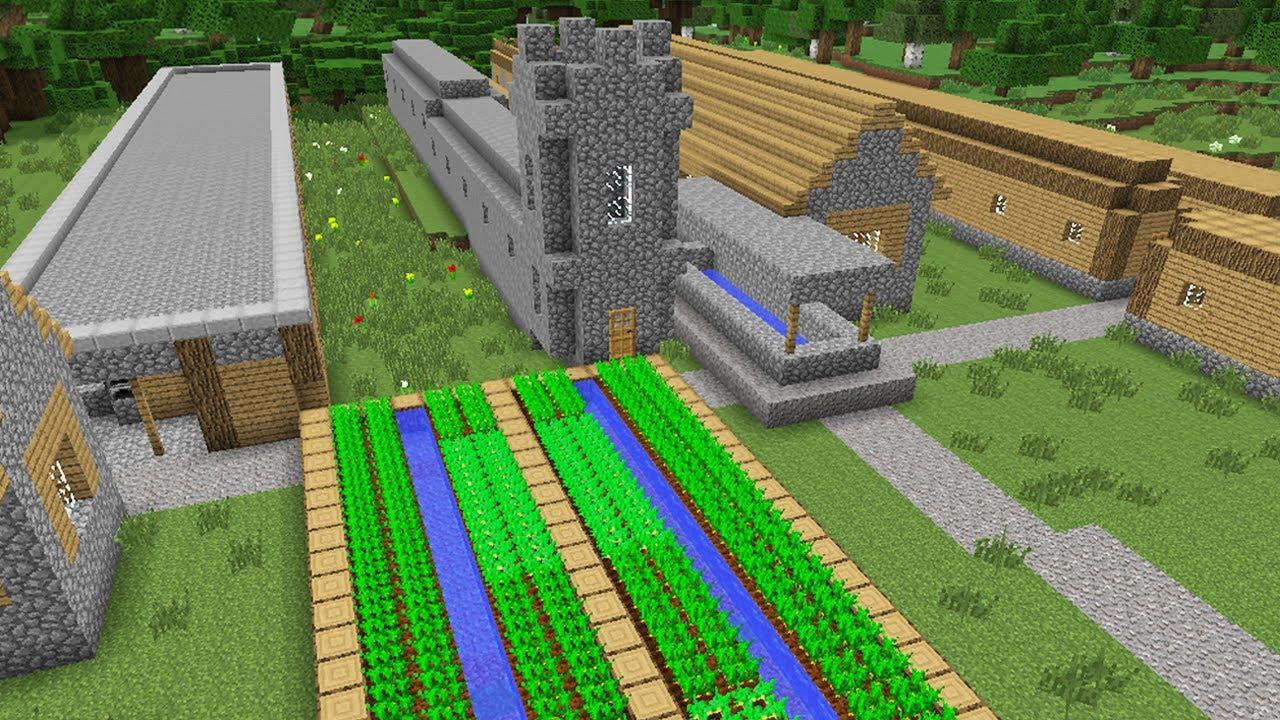 Я НАШЁЛ САМУЮ ДЛИННУЮ ДЕРЕВНЮ ЖИТЕЛЕЙ В МАЙНКРАФТ 100% Троллинг Ловушка Minecraft