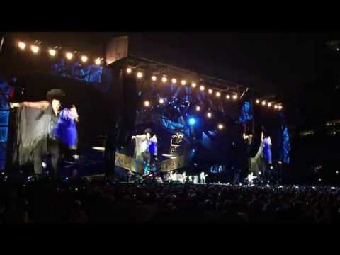 The Rolling Stones Gimme Shelter Columbus Ohio 5/30/15 Zip Code Tour
