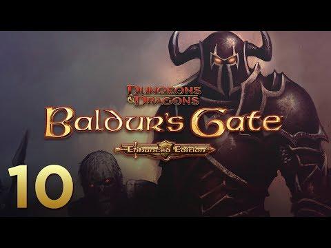 Baldur's Gate: Enhanced Edition - Episode 10 - Travels To Nashkel