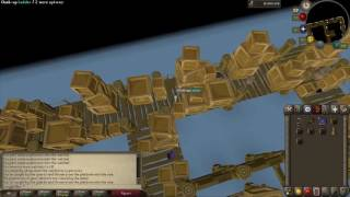 Route from Boat to Explosives - Monkey Madness 2