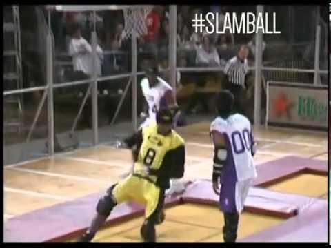 SlamBall #2015