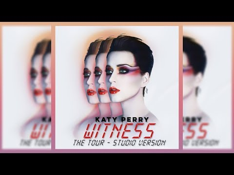 Katy Perry - Roar (Extended) [Witness: The Tour - Studio Version]