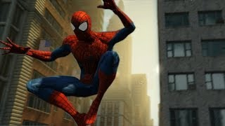 The Amazing Spiderman 2 - Free Roam Gameplay