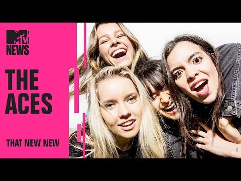 How The Aces Got Their Start & Found Their Sound | THAT NEW NEW | MTV News