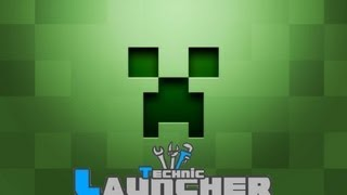 Minecraft Technic Launcher Tutorial: How to download and Install