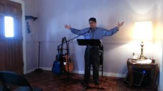 La resurreccion de Lazaro. Predicacion