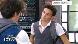 Soy Luna 2.sezon 9.bölüm(Matteo Luna'yı sevdiğini söylüyor)