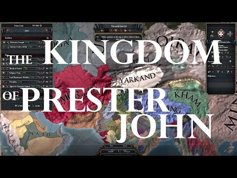 The Kingdom of Prester John - [EU4] Custom Nation Showcase