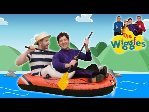 The Wiggles Nursery Rhymes - Row, Row, Row Your Boat