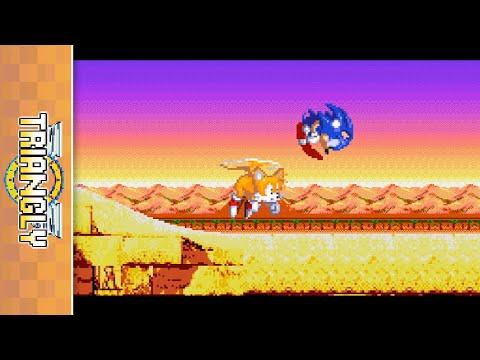 Re-imagined cutscenes in Sonic 3!