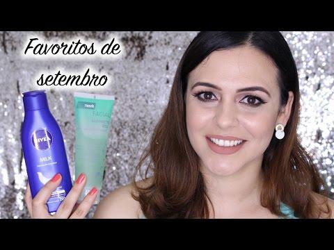 Favoritos do mês - Setembro #BelezaTodoDia29