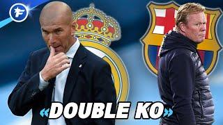 L'Espagne sous le choc des défaites du Real Madrid et du FC Barcelone | Revue de presse