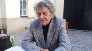 Jean-Pierre Mocky parlant de Brigitte Bardot et Jean Paul Belmondo