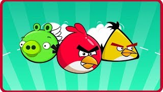 Angry Birds Rio  - Juegos Para Niños Pequeños - Angry Birds Cannon - Gameplay Walkthrough Part 2